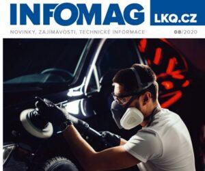 LKQ CZ (Auto Kelly + ELIT): Infomag 8/2020