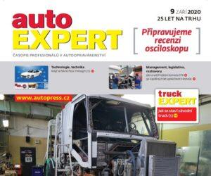 AutoEXPERT září 2020
