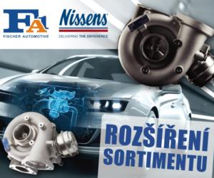 AD Partner: Rozšíření sortimentu FA1 a Nissens