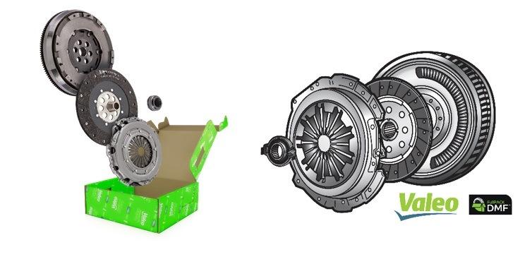 Nové spojkové sady Valeo FullPack v nabídce firmy Stahlgruber