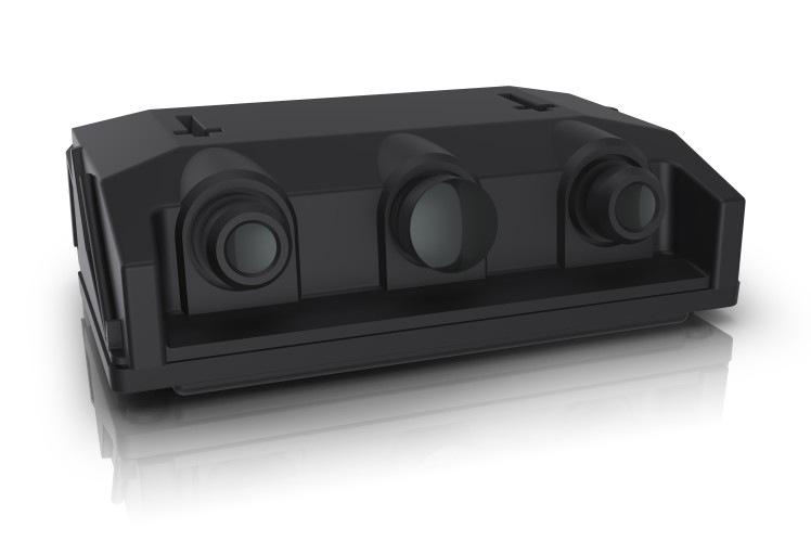 kamera Tri-cam od ZF