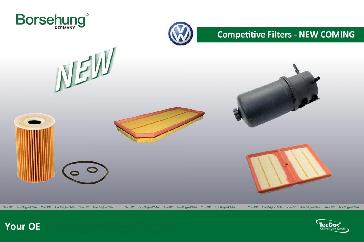 Borsehung filtry u AUTO-MOTO RS