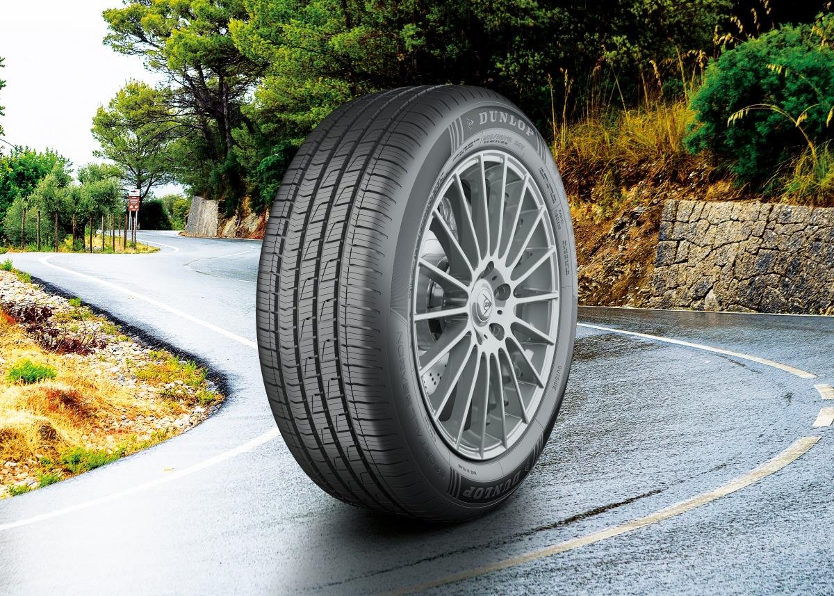 Celoroční pneumatiky Dunlop Sport All Season