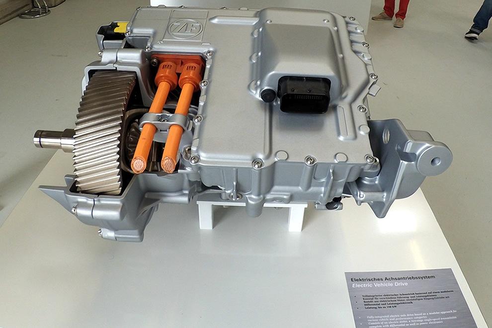 Elektromotor ZF