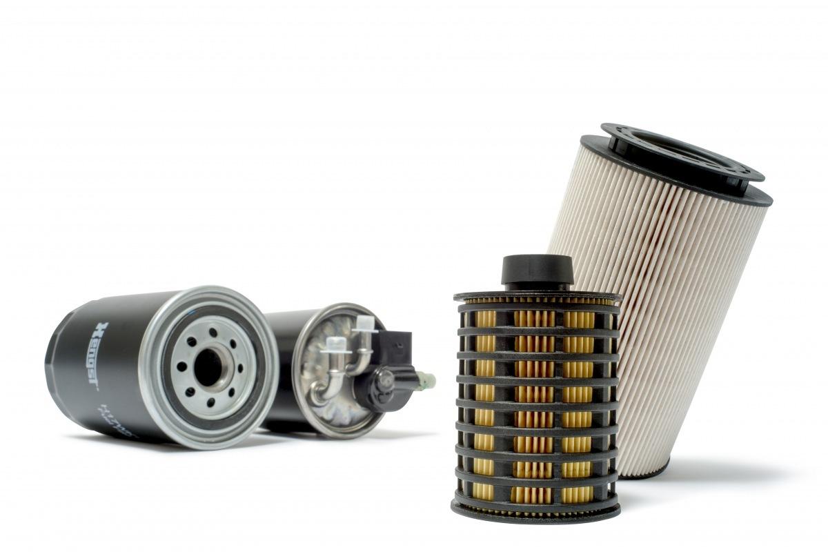 Palivové filtry Hengst