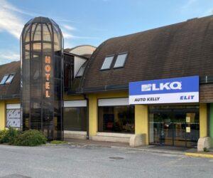 Skupina LKQ CZ (Auto Kelly + ELIT) otevřela novou pobočku v Mladé Boleslavi