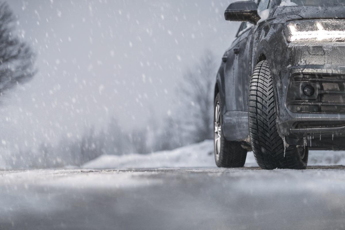 Pneumatika Nokian Seasonproof SUV