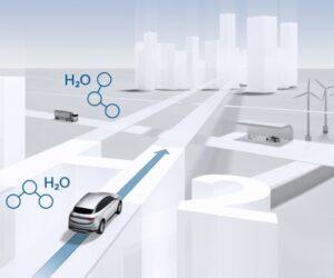 Bosch: Mobilita budoucnosti potřebuje palivové články