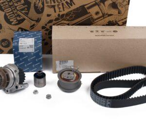 K MOTORSHOP: ET Engineteam rozšiřuje nabídku rozvodových sad s vodní pumpou