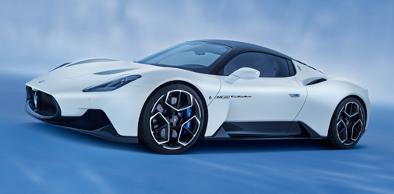 Pneumatiky Bridgestone pro vozy Maserati MC20