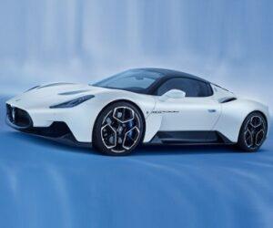 Bridgestone vyvinul speciální pneumatiku Potenza pro model MC20 od Maserati