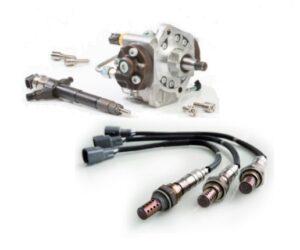 Denso rozšiřuje sortiment o produkty z řady Common-Rail Diesel a lambda sondy
