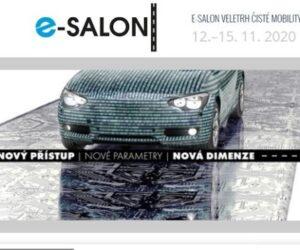 e-SALON se přesouvá na jaro 2021