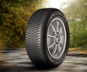 Pneumatiky Goodyear Vector 4Seasons Gen-3 zvítězily v testech německého Auto Bild  a britského Tyre Reviews