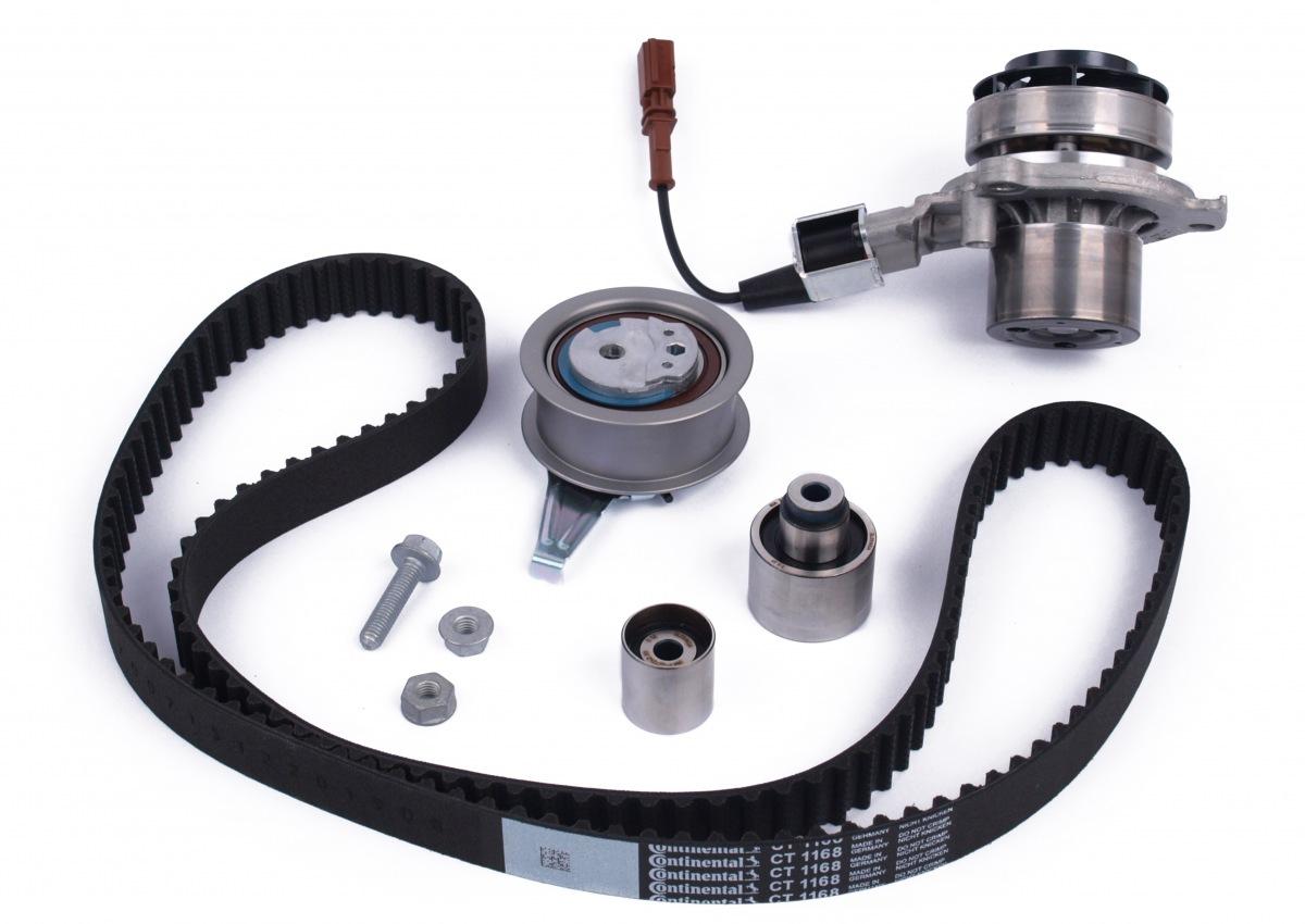 Vodní čerpadlo pro motory 1,6/2,0 TDI EUR6 u K MOTORSHOP