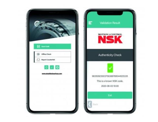 Aplikace NSK
