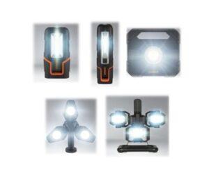 Společnost Stahlgruber rozšiřuje sortiment pracovních svítilen OSRAM LEDinspect
