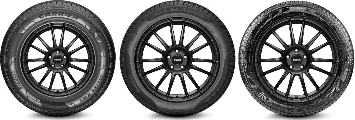 Celoroční pneumatiky Pirelli
