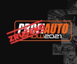 Veletrh ProfiAuto Show se neuskuteční ani v roce 2021