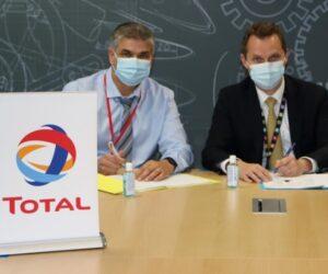 Total posiluje svoji pozici na trhu průmyslových maziv
