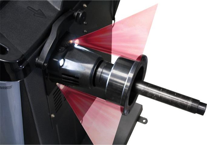W42 druhý laser