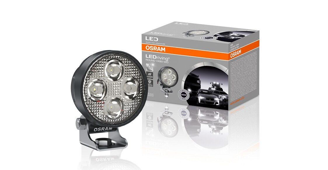 LED doplňková dálková světla Osram