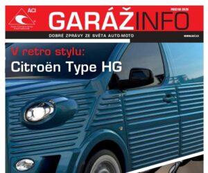 ACI: Automagazín Garáž Info podzim 2020