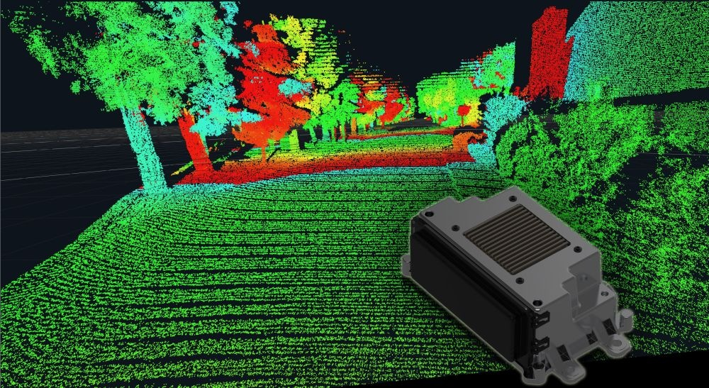 Lidarové senzory