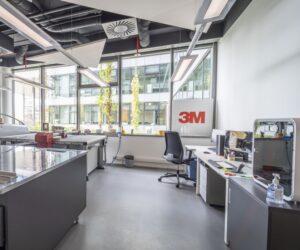 Technologická společnost 3M v Praze otevřela nové Technické a inovační centrum pro zákazníky
