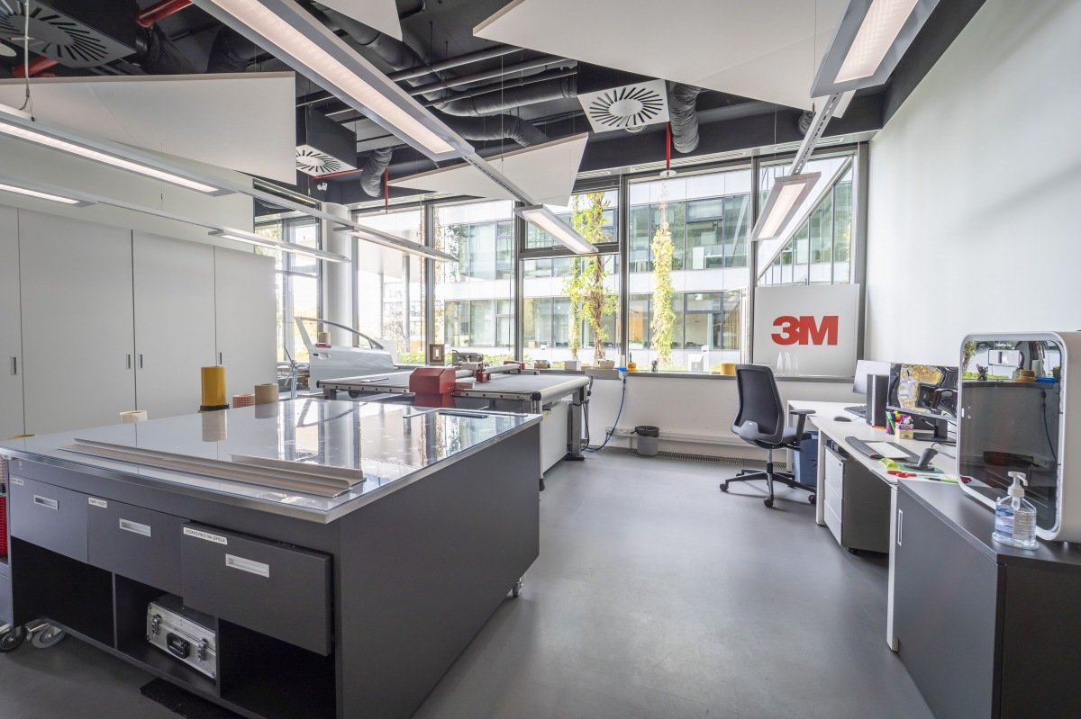 Technické a inovační centrum pro zákazníky 3M
