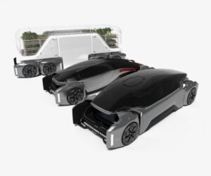 """Hankook ve svém projektu """"Design Innovation 2020"""" představuje futuristickou vizi pneumatik a mobility"""