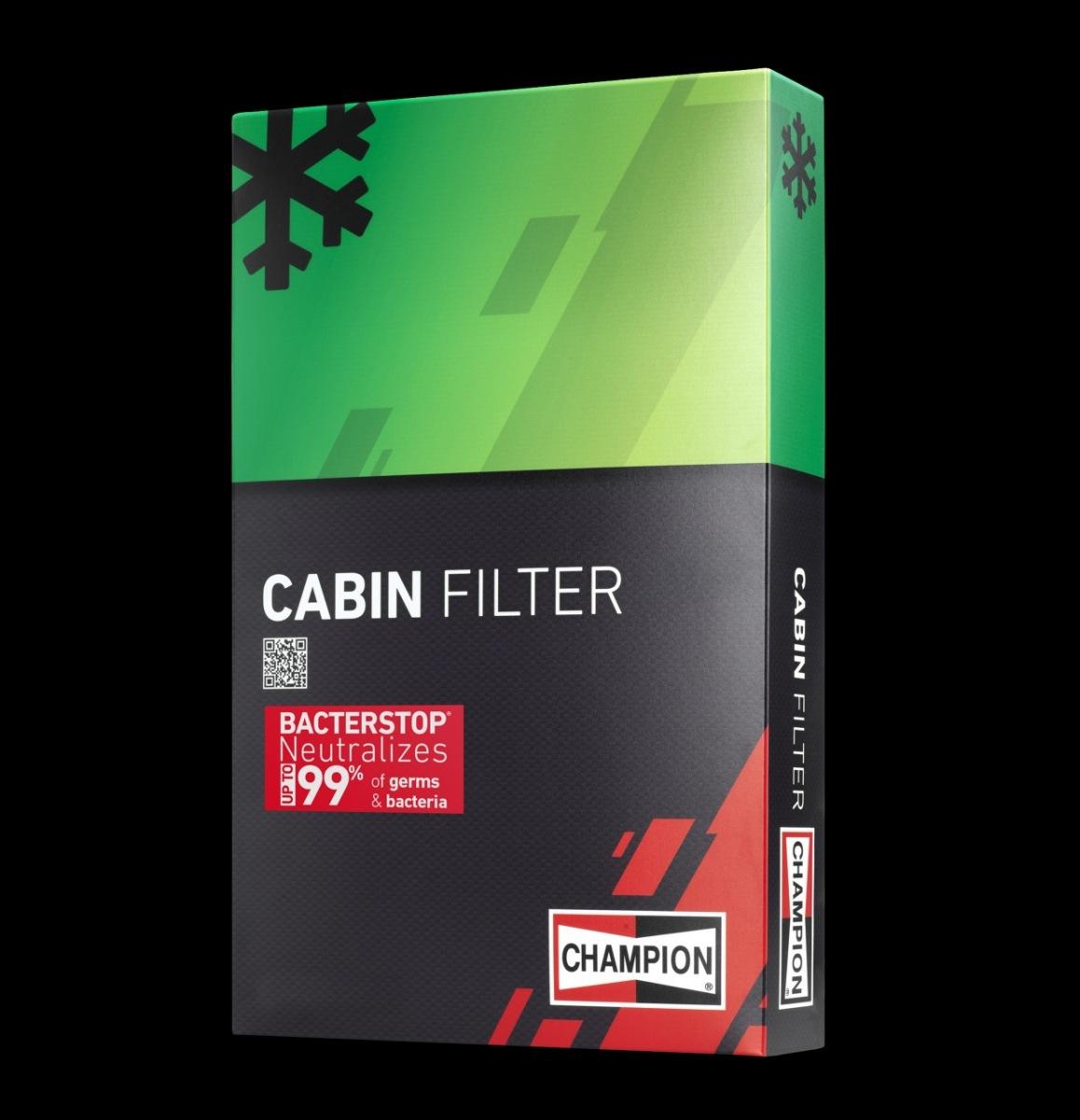 filtr Champion BacterStop