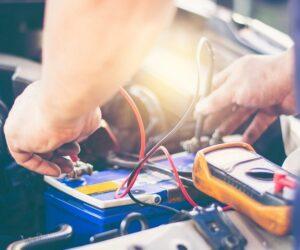 Příprava akumulátoru a elektroinstalace na zimní podmínky