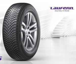 Hankook uvádí na trh svůj nový celoroční model pod značkou Laufenn