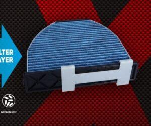 Novinka v nabídce MaXgear: kabinové filtry s ionty stříbra