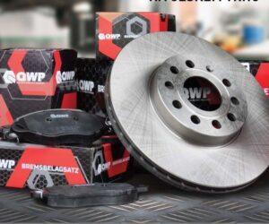 U firmy APM Automotive se zvýšila dostupnost náhradních dílů značky QWP