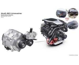 Nové AUDI A6 a AUDI A7 používá zelenou technologii od společnosti HIDRIA