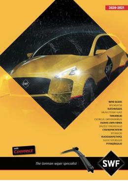 Katalog SWF 2020-2021 - osobní automobily