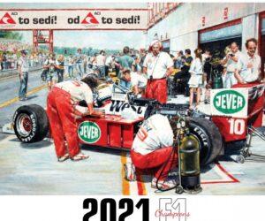 ACI představuje kalendář pro rok 2021