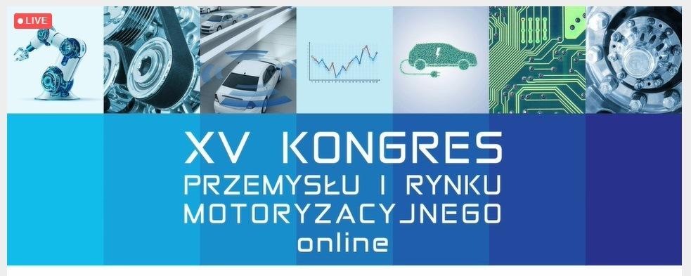 15. Kongres motoristického průmyslu a obchodu