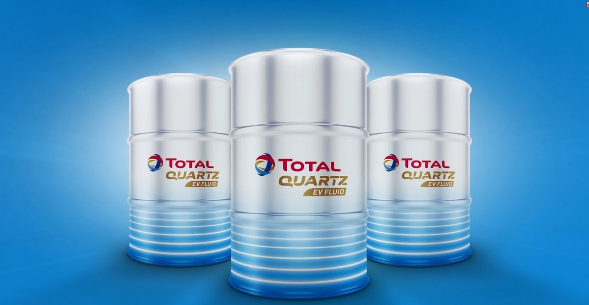 Total QUARTZ EV FLUID