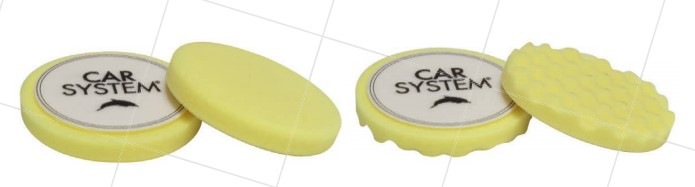 CS Polish Foam Yellow