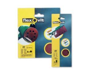 Skupina LKQ CZ (Auto Kelly + ELIT) rozšířila sortiment o víceúčelové brusné papíry Flexovit