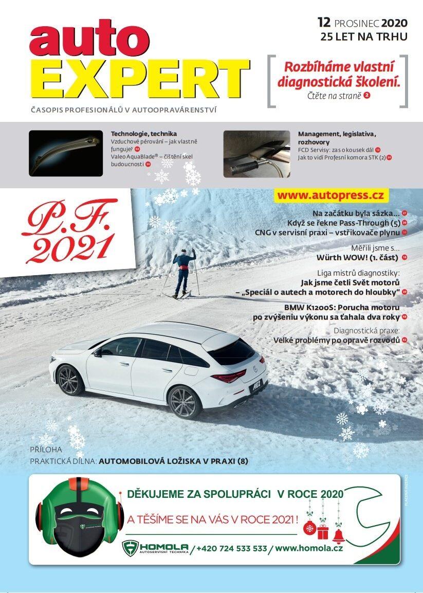 AutoEXPERT prosinec 2020