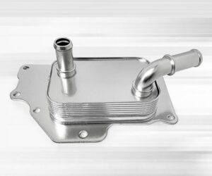 Chladič oleje od UFI Filters pro e-motory nových elektromobilů Nissan-Renault