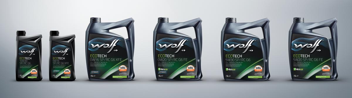 Wolf Lubricants s certifikací GF-6