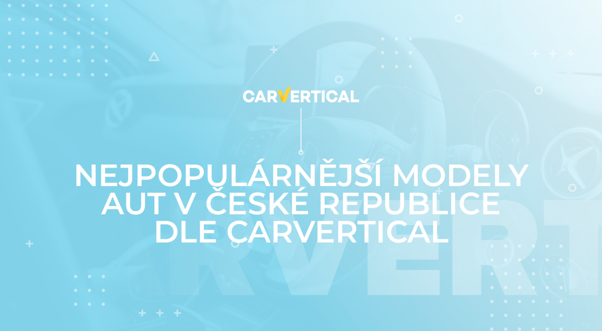 Carvertical statistika