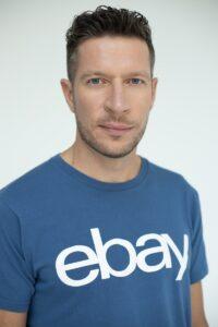 Ilya Kretov, ředitel společnosti eBay