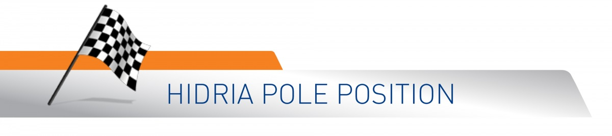 HIDRIA pole position