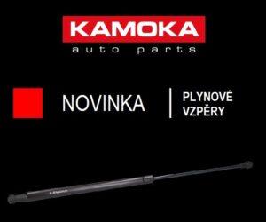 Další novinka v nabídce KAMOKA: plynové vzpěry